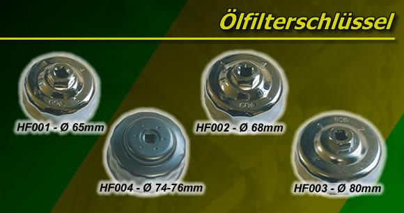 Ölfilterschlüssel