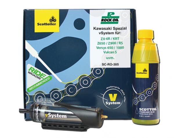 Scottoiler Kawasaki Kit