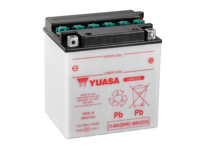Batterie YUASA YB30CL-B |12V / 30Ah Yumicron Battery