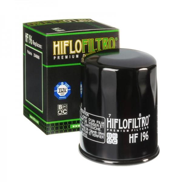 hiflo Ölfilter HF196, hf 196 Motorradölfilter Polaris 600 / 700 Sportsman