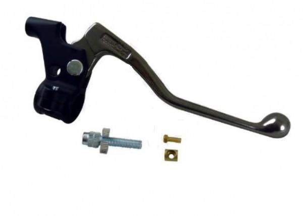 Magura 0116941 | Magura Kupplungshebel Sport incl. Halter 160 mm lang schwarz für KTM, HVA, Maico