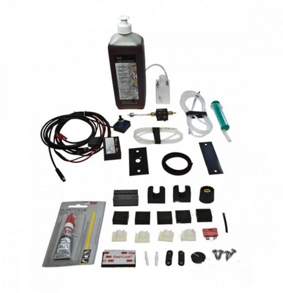 CLS Kettenöler CLS EVO Touring mit Drehschalter - universal einsetzbar