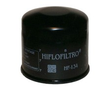 hiflo Ölfilter HF134, hf 134 Motorradölfilter