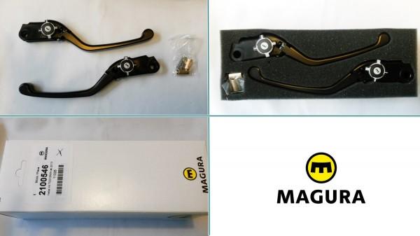BMW R1200 GS 13 Power Part: Magura M2100546 | Magura Klapphebel-Kit Performance upgrade