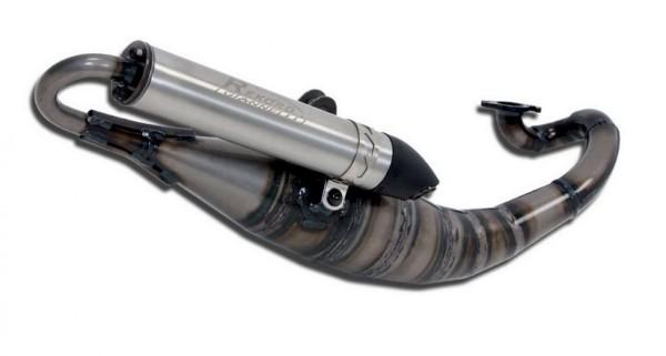 Giannelli Auspuffanlage Rekord Alu: Honda X8R-S 50 (Bj.98-01) GI31608RK