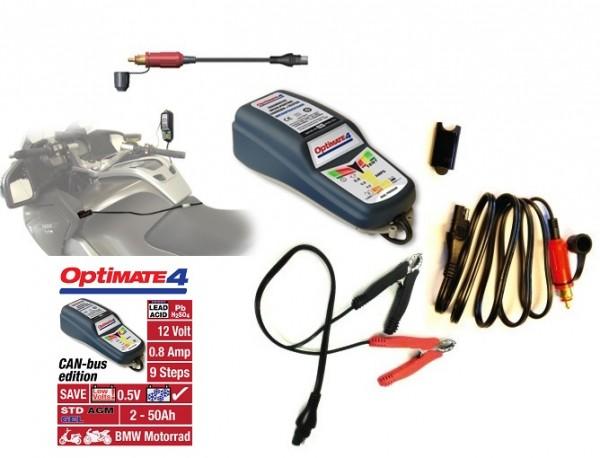 OptiMate4 / Optimate 4 CANbus BMW-Batterieladegerät