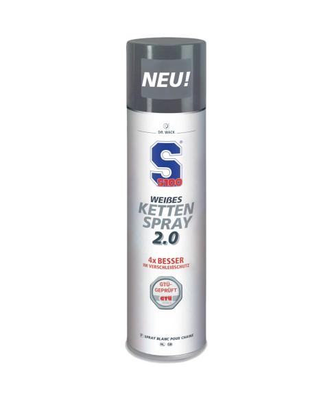 S100 Weisses Kettenspray (300ml)