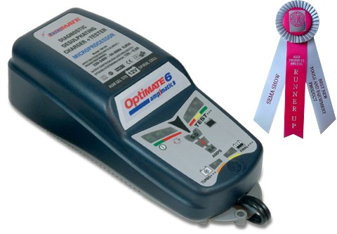 Batterieladegerät OptiMate6 / Optimate 6 AmpMatic TM-180 [450166]