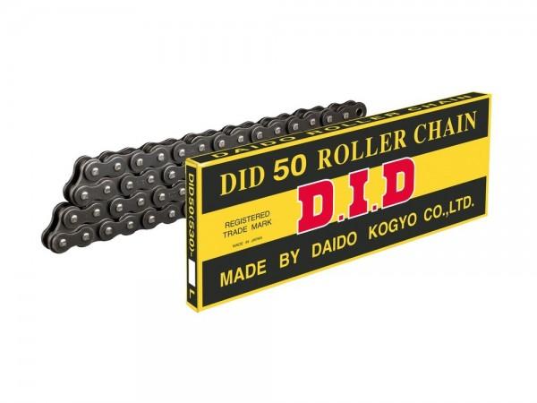 Kette DID Motorrad: DID530 116 Glieder, offen mit Clipschloss