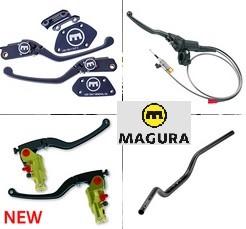 Magura 0110200 | Magura Betätigungshebel HB02 Linksausführung