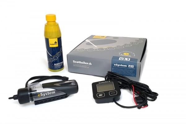 Elektronisches Kettenschmiersystem - Scottoiler eSystem V3.1
