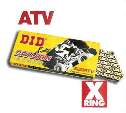 Quad ATV Kette D.I.D 98Gl - orig. (520atv)