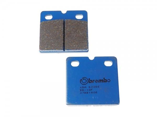 Brembo Standard Bremsbelag vorn 07BB1408 BMW R 100 RS 247 (Bj.81-83)