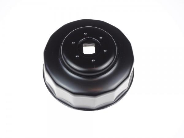 Ölfilterschlüssel HF004 (74 / 76mm) 14 Kant HF153 HF160 HF163 HF170 HF171 HF551 HF552