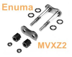 ENUMA Kettensatz inkl Schraubschloss gold 530 MVXZ-2 CBR1000RR SC57