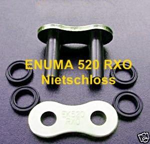 Nietschloss / Kettenschloss Enuma 520 RXO gold